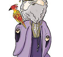 Albus Percival Wulfric Brian Dumbledore by Bantambb