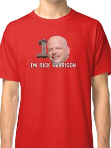 Rick Harrison's Pawn Shop Classic T-Shirt