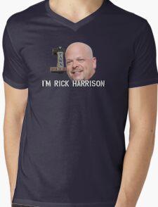 Rick Harrison's Pawn Shop Mens V-Neck T-Shirt