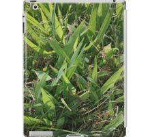 Morning grass iPad Case/Skin