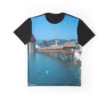 Luzern in Summer 2 Graphic T-Shirt