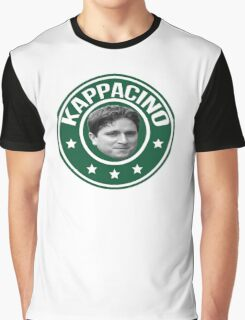 Kappacino - Twitch Graphic T-Shirt