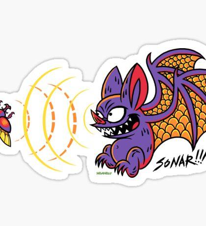 SONAR!!! Sticker