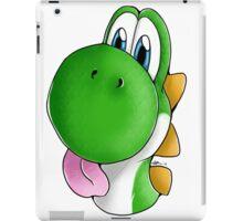 Yoshi derp iPad Case/Skin