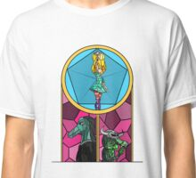 Star Butterfly Stained Glass Classic T-Shirt