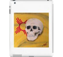 Zia Skullin iPad Case/Skin