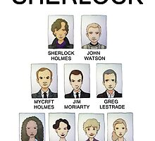 Sherlock by Bantambb