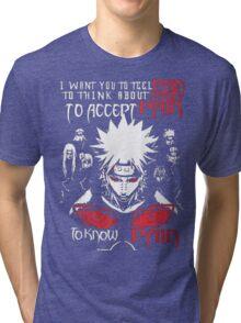 NARUTO  Tri-blend T-Shirt