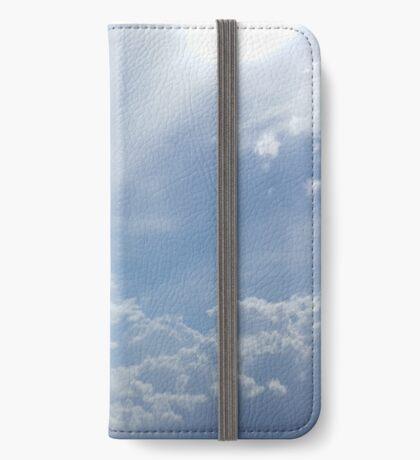 Cloudy Skies iPhone Wallet/Case/Skin