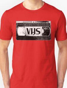 VHS Video Cassette Unisex T-Shirt