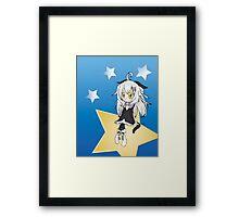 Chibi Neko Framed Print