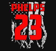 Michael Phelps T-shirt 23 Gold Medal USA Swimming Team Olympic games Rio 2016 Unisex T-Shirt