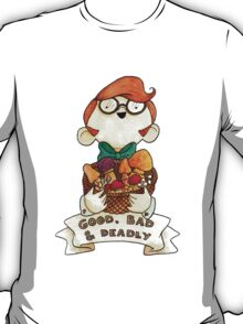 The Good, the Bad, the Deadly T-Shirt