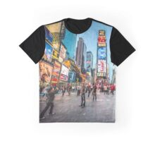 Times Square (ch) Graphic T-Shirt
