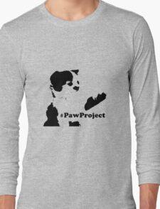 Cat Paw Long Sleeve T-Shirt