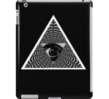 TRIPPY PYRAMID iPad Case/Skin