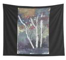 The Dark Forest  Wall Tapestry