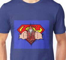 Superman logo  Unisex T-Shirt