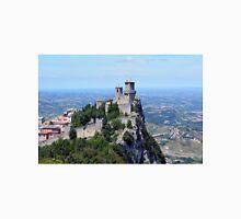 San Marino tower view. Unisex T-Shirt