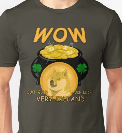 Such Doge Coin T-Shirt