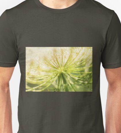 Daucus carota - Queen Anne's Lace - Wildflower Unisex T-Shirt