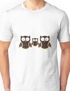 Baby Owls Unisex T-Shirt