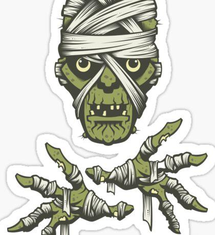 The Mummy Sticker