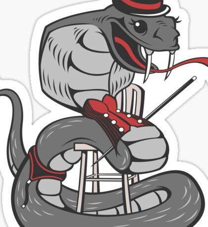 Cobra Cabaret Sticker