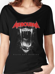 JOHN03 Airbourne Rock Band TOUR 2016 Women's Relaxed Fit T-Shirt