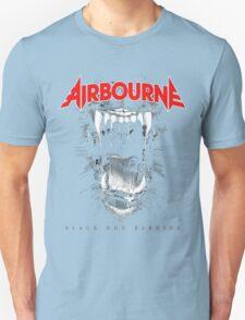 JOHN03 Airbourne Rock Band TOUR 2016 Unisex T-Shirt