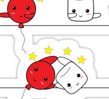 Kirby Fusion Sticker