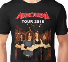 JOHN04 Airbourne Rock Band TOUR 2016 Unisex T-Shirt