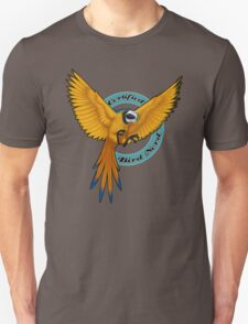 Certified Bird Nerd Unisex T-Shirt