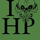 I LOVE(Craft) HP by dorksince83