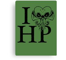 I LOVE(Craft) HP Canvas Print