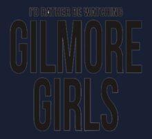 Rather Be Watching Gilmore Girls Kids Tee