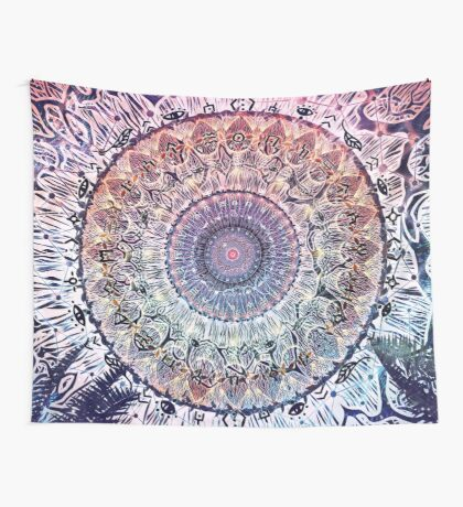 Waiting Bliss, 2013 Wall Tapestry