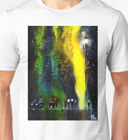 Rainy Evening Unisex T-Shirt