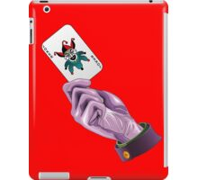 Joker Card iPad Case/Skin