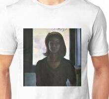 Shadow, 2011, 100-100cm, oil on canvas Unisex T-Shirt
