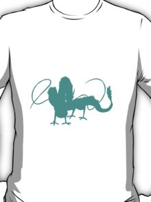 Teal Haku T-Shirt