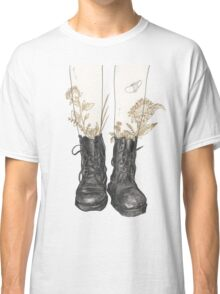 Boots are made for walking Classic T-Shirt