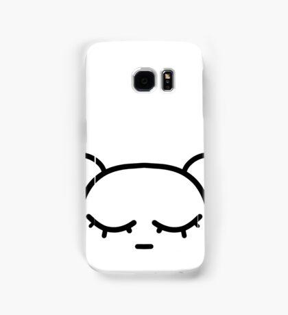 Cute Baby Sleeping Polar Ice Bear Samsung Galaxy Case/Skin
