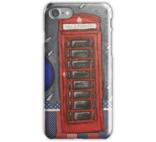 Rainy Day In London iPhone Case/Skin