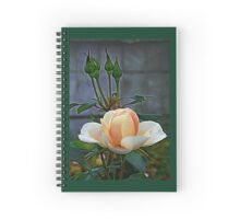 Rose for Romance Spiral Notebook