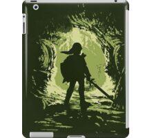 Link Shadow iPad Case/Skin