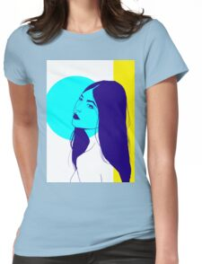Tri.Colour Womens Fitted T-Shirt