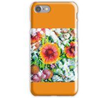 Gaillardia iPhone Case/Skin