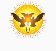 Eagle Quetzal Condor Sunburst Logo Tank Top