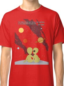 Carl Sagan Alien Love Classic T-Shirt